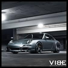 porsche turbo wheels black 19