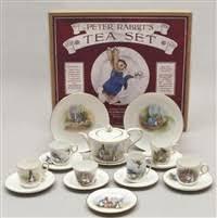 beatrix potter tea set beatrix potter artnet