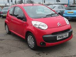 citroen c1 2006 1 0 red manual petrol in kirkby in ashfield