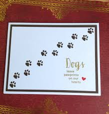 sympathy cards for pets pet sympathy card pet loss card dog sympathy card handmade card