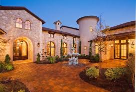 mediterranean floor plans with courtyard mediterranean homes with courtyards search
