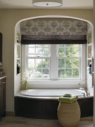 bathroom beautiful floral window curtain for small bathroom