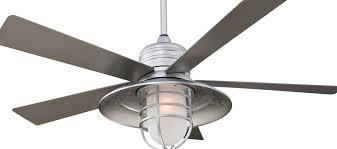 Design Ideas For Galvanized Ceiling Fan Galvanized Metal Ceiling Fan Home Design Ideas