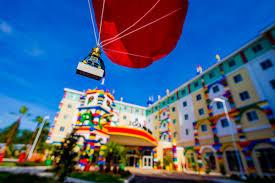 legoland florida hotel opens inside the magic