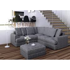 grey fabric corner sofa black and grey fabric corner sofa masimes