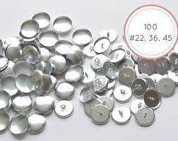 Nail Back Upholstery Buttons Upholstery Buttons Etsy
