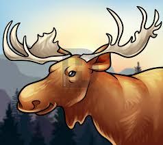 moose head drawing tutorial step by step by darkonator drawinghub