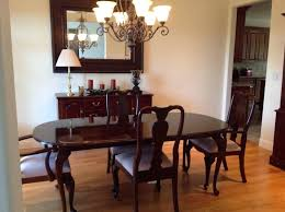 ethan allen dining table and chairs used ethan allen dining room sets dining tables ethan allen dining room