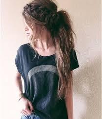 brunette easy hairstyles 10 lovely ponytail hair ideas for long hair easy doing within 5