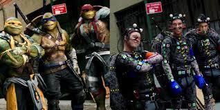 teenage mutant ninja turtles visual effects