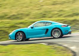 porsche 2017 porsche 718 cayman coupe review 2016 parkers