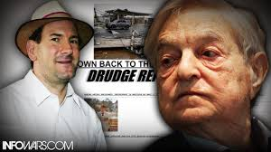 george soros u0027 media matters claims matt drudge is a russian agent