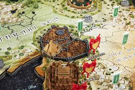 Essos Map 4d Game Of Thrones Esso 4d Cityscape Inc Amazon Co Uk Toys U0026 Games