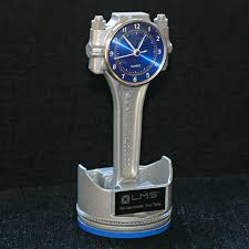 green gifts clocks plaques awards trophies made from recycled car
