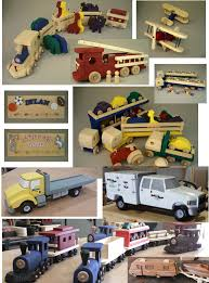 Homemade Wooden Toy Trucks by Best Handmade Wooden Toys Toys Made In The Usa Top Children U0027s