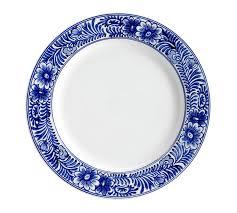 elsie dinner plate set of 4 pottery barn
