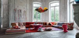 Meuble Mural Salon Tv Roche Bobois iconique mah jong roche bobois