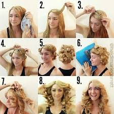 heatless hairstyles for thin hair 22 no heat styles that will save your hair curled hairstyles