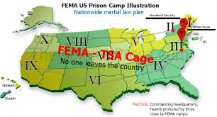 fema region map is this just conspiracy fema cs or fear mongering the