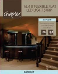 led daylight strip light chapter 16 4 led flat light strip daylight walmart com