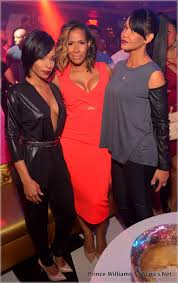 porsha williams k michelle porsha williams sheree whitfield party in atlanta