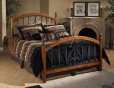 Iron Headboard And Footboard by Metal Four Poster Beds Frames Ebay