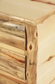 Rustic Log Bedroom Furniture Rustic Discount Budget Bedroom Log Furniture Aspen Western Bed