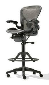 Drafting Table Chair Hermanmiller Aeron Work Stool Providing Superior Performance