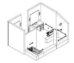 Handicap Bathroom Specs Handicap Bathroom Requirements Shower Remodel