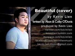 wedding dress kevin lien lyrics kevin lien beautiful akon ft colby o donis cover