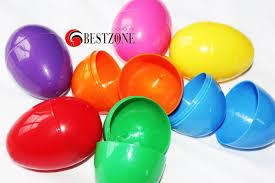 large plastic easter eggs colorful plastic easter eggs or plastic eggshell 55 80mm large