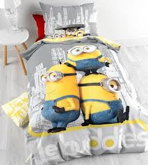 Duvet 100 Cotton Duvet Cover Pillowcase100 Cotton Minion Universal