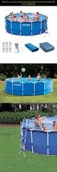 Intex Metal Frame Swimming Pools Top 25 Best Pool Pumps And Filters Ideas On Pinterest Pool