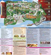 First Six Flags Six Flags Magic Mountain Park Map Menu 2015 Pdf Docdroid