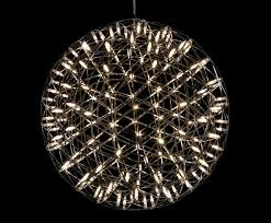 Pictures Of Chandeliers Moooi U0027s Raimond Chandelier Bursts With Dozens Of Tiny Led Lights