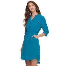 blue dresses womens blue dresses clothing kohl s