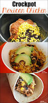 mexican crockpot chicken mess for less