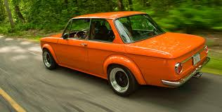 inka orange bmw 2002 this retro bmw 2002tii is rebuilt with a tasty m3 engine and more