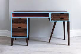 Contemporary Secretary Desk by Best Designs Mid Century Modern Deskhome Design Styling