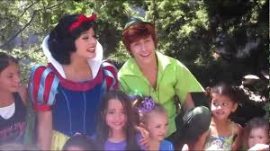 snow white u0026 peter pan tell a story youtube