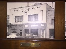 history of hillcrest dallas freemasonry hillcrest masonic lodge original building