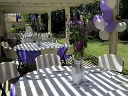 wedding decoration ideas purple and wedding party decoration