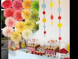 party decorations diy kids party decorations ideas