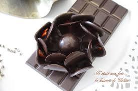 cours cuisine lenotre mon premier cours chez lenôtre décor en chocolat il était