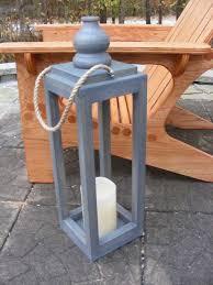 a great way to get rid of scrap wood diy rustic wood lanterns