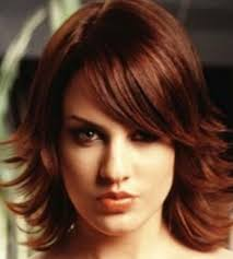 medium length flipped up hairstyles 15 hairstyles for shoulder length