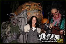 jennifer lawrence netherworld haunted house with josh hutcherson
