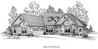 Eagle Homes Floor Plans by Floor Plans Eagle Custom Homes