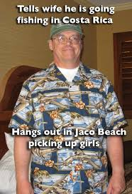Costa Rica Meme - sexual tourism thrives at hotel cocal and casino in jaco beach costa