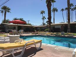 Palm Springs Outdoor Furniture by A Place In The Sun Garden Hotel Palm Springs Ca Booking Com